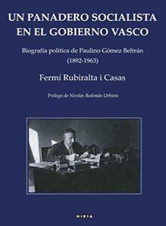 Un panadero socialista en el gobierno vasco