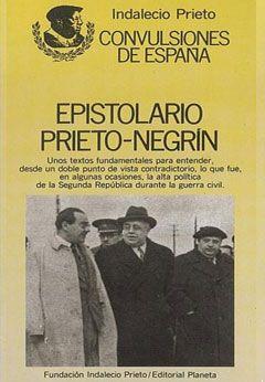 Epistolario Prieto – Negrín