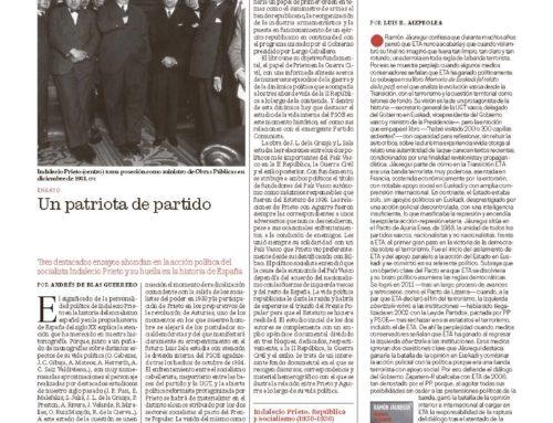 Un patriota de partido: crítica de libros sobre Indalecio Prieto