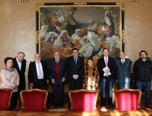 """Presentación del libro """"Parlamentarios asturianos de 1977. La transición en Asturias de la Dictadura a la Autonomía"""""""