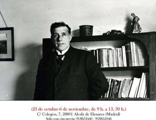 Catálogo digital de la exposición «En recuerdo de Julián Besteiro, 1870-1940»