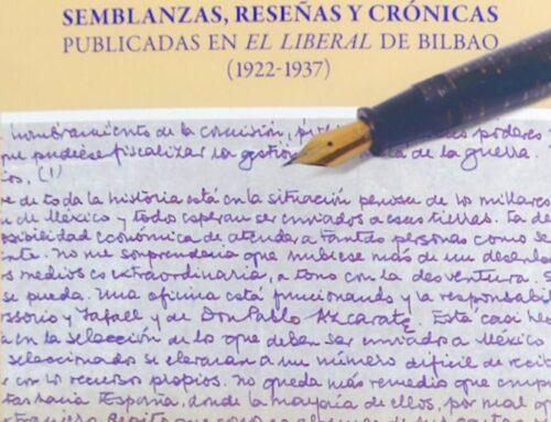 Zugazagoitia y Cruz Salido: dos vidas truncadas por el fascismo